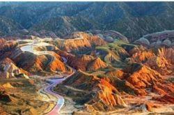 好消息!张掖地质公园成功晋级世界地质公园