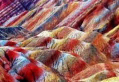 西北最具特色的景点,形成于200万年前,如今成为旅游胜地