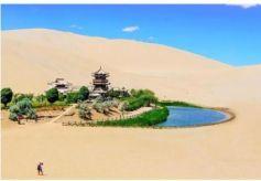 甘肃恢复跨省跟团游 河西走廊九色甘南受青睐