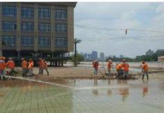 黄河兰州段水位下降,风情线又热闹起来了
