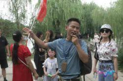 """""""夏""""游瘦西湖 暑期旅游""""热"""""""