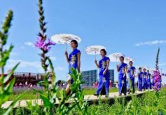 """高台县新坝镇被评为""""甘肃特色气候小镇"""""""