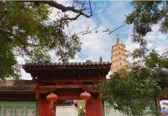 """甘肃兰州""""最著名""""的地标建筑,还是省级重点文物,游客都来打卡"""