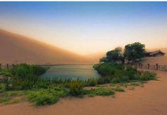 敦煌徒步旅游,国内沙漠戈壁户外徒步旅行的王者
