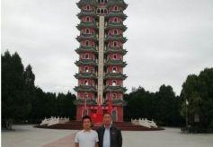 甘肃会宁:红色旅游圣地长征精神