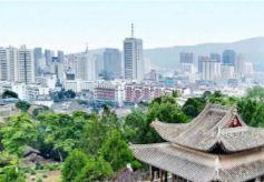 """甘肃第二大城市 经济实力全省第三 被誉""""陇上江南""""却仅为五线"""