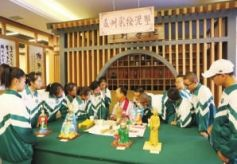 瓜州非遗入驻张芝文化艺术节