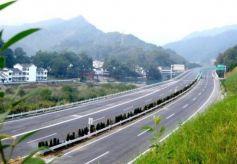 兰州新区旅游方面好消息,景泰到中川机场的高速公路建成了