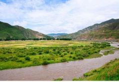 民乐文化产业园项目推动全县文旅产业快速发展