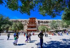 甘肃省企业参加第三届中原国际文化旅游产业博览会