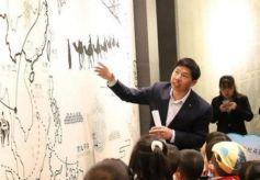 """中国建筑陶瓷博物馆甘肃崆峒文化分馆迎来一群小""""嘉宾"""""""