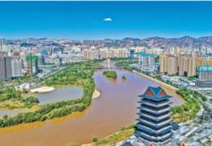 黄河边上浪一浪 我更爱我的家乡