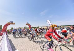 2020如意甘肃自行车骑游行:打响甘肃后疫情时代的体育战役