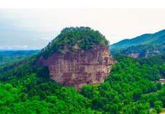 一座高仅142米的甘肃名山已成为的文化遗产