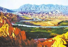 黄河石林:奏响大自然交响