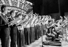 民族交響音樂會《絲路山水圖》在蘭首演