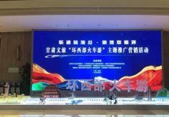 甘肃省文化和旅游厅2020年十大亮点工作
