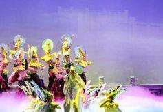 《絲路花雨》拉開甘肅省2020年高雅藝術進校園活動序幕