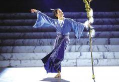 民族舞剧《彩虹之路》亮相黄河之滨