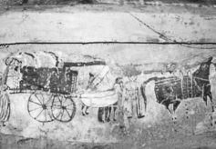 现存年代最早的纸画 出土于玉门,距今已有1600多年