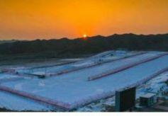 甘肃景泰:开启冬季旅游模式