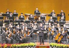 紀念貝多芬誕辰250周年音樂會在甘肅大劇院奏響