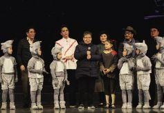 本土紅色題材兒童劇《大豆謠》首次亮相