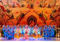 經典舞劇《大夢敦煌》16日起在蘭州連演三場