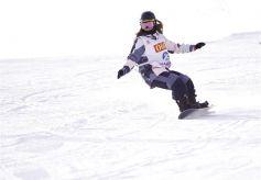 雪上競速第六屆全省大眾高山滑雪邀請賽昨日舉行