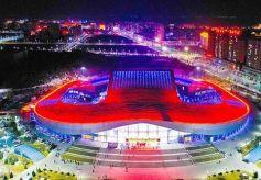 甘肃张掖大剧院开门迎客 首演现代戏《民乐情》