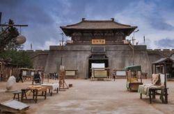 甘肅將打造一座古城以絲路文化為主題