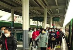 """""""环西部火车游""""春游专列开启踏青之旅"""