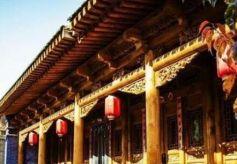 青城古镇是兰州唯一的国家级历史文化名镇