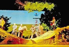 原创话剧《八步沙》在兰首演 再现时代楷模精神