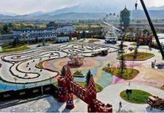 张掖民乐:文化产业园项目助力经济发展