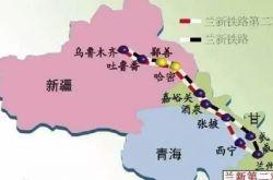 甘肃此地将建设一条新高铁线 将带动当地旅游新发展