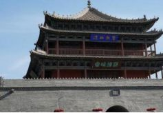 甘肃第二大城市 藏有很多中国特色的旅游景点