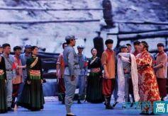 甘肃民族师范学院举办原创教学歌剧《红色卓尼》演出活动