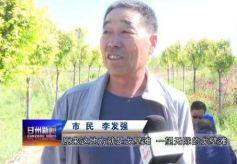 张掖城市森林公园:绿色厚植 生态甘州你我共享