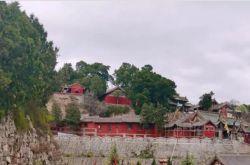 甘肃一千年道观,当地人称其很灵验,至今仍有世外高人隐居