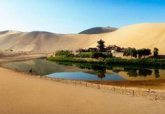 甘肃风景名胜区有哪些,普通游客选5A级景区,打开西部旅游的钥匙