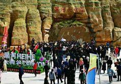 庆阳旅游不得不去的景区——黑河大峡谷景区