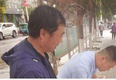 山丹县清泉镇文化街社区推进疫苗接种 共筑免疫屏障