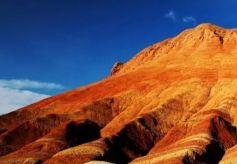张掖市丹霞地质旅游景区——5A景区,甘肃省张掖市景点