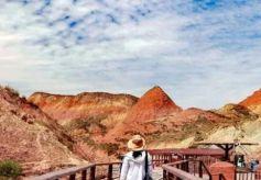 美图欣赏摄影家镜头下的兰州水墨丹霞旅游景区