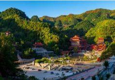 甘肃天水净土寺:深藏深山中,是大西北最美的佛教建筑