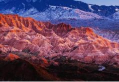 平山湖大峡谷景区9月份免费福利来袭!