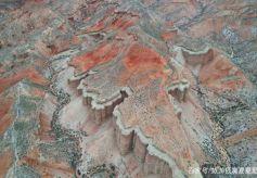 甘肃肃南的神奇景区 怪石嶙峋宛如外星球