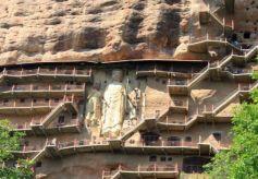 """甘肃一""""土豪""""景区 被称为""""陇上林泉之冠"""