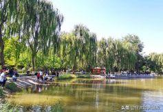 中秋节假期兰州市各大公园景点旅游热度持续增高